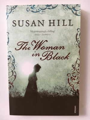 review book the woman in black susan hill