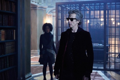 review series doctor who season 10