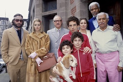 review film the royal tenenbaums 2001