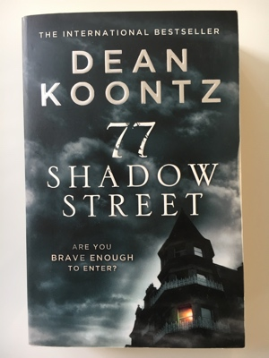 book review 77 shadow street dean koontz de vloek