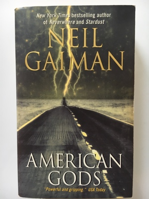 review book american gods neil gaiman
