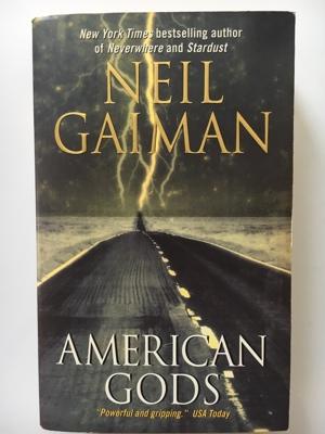 review book american gods neil gaiman