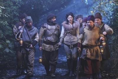 review series once upon a time season 1 snow white seven dwarfs