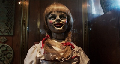 review film annabelle 2014