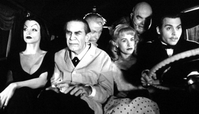 review film ed wood 1994