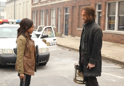 review series sleepy hollow season 1