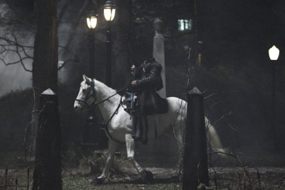 review series sleppy hollow season 1 headless horseman