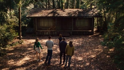review film the cabin in the woods 2012
