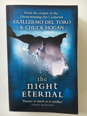 review book the night eternal guillermo del toro chuck hogan