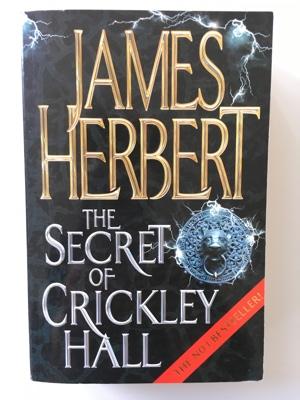 book review the secret of crickley hall james herbert