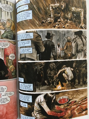 review graphic novel harrow country countless haints
