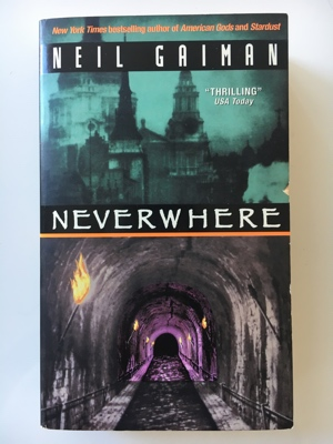 review book neverwhere neil gaiman