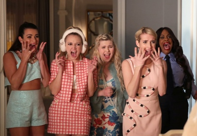 review series scream queens season 1