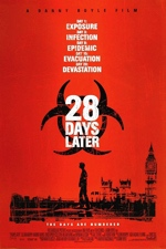 28 days later (2002) poster