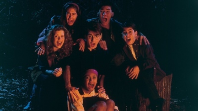 review series are you afraid of teh dark 1993-2000