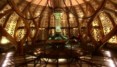 review series doctor who season 1 inside tardis