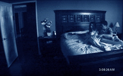 review film paranormal activity 2007