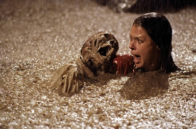 review film poltergeist 1982 diane skeletons swimming pool