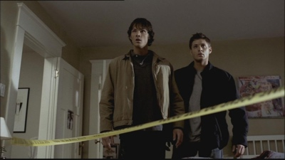 review series supernatural season 1