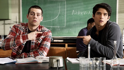 review series teen wolf season 2