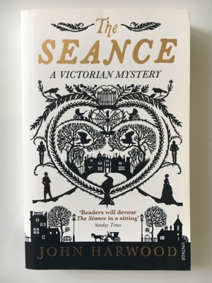 review book the seance john harwood