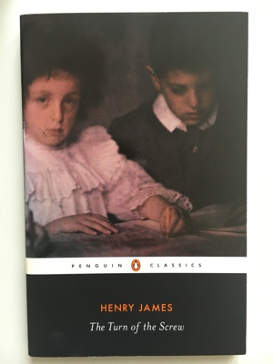 book review the turn of the screw henry james