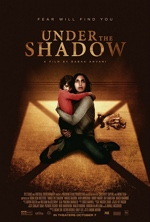 under the shadow 2016 poster