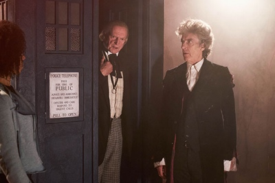 doctor who christmas special 2017 twice upon a time