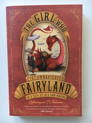 book review the girl who circumnavigated fairyland catherynne m valente