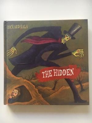 review graphic novel the hidden richard sala