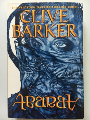 book review abarat clive barker