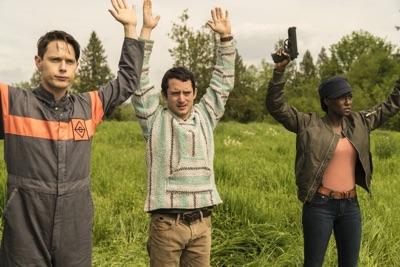 review series dirk gently season 2