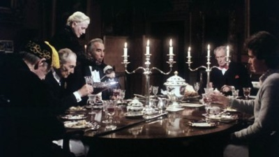 review film house of the long shadows 1983