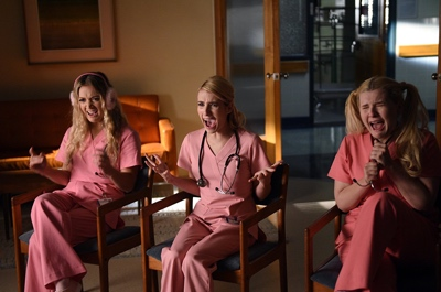 review series scream queens season 2