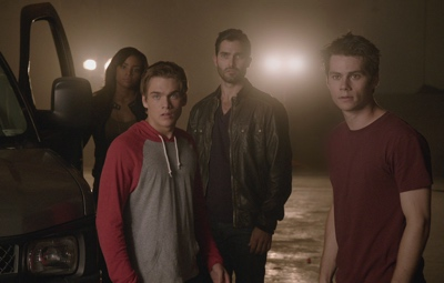 review series teen wolf season 4