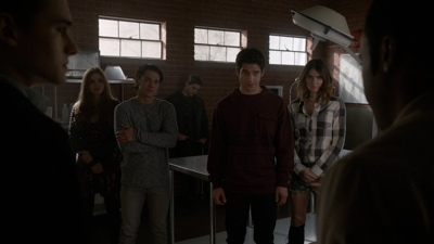 review series teen wolf season 6
