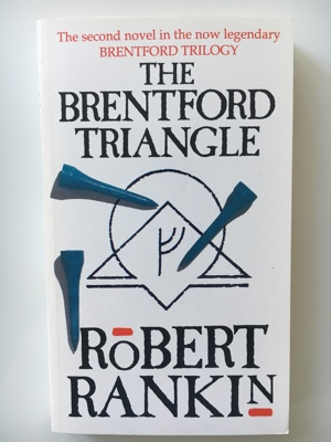 book review the brentford triangle robert rankin