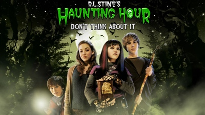review film the haunting hour dont think about it 2007
