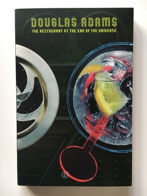 review book the restaurant at the end of the universe douglas adams