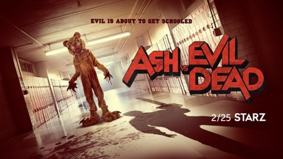 series ash vs evil dead season 3