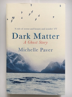 book review dark matter michelle paver