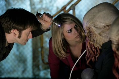 review series doctor who season 2