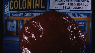 review film the blob 1958