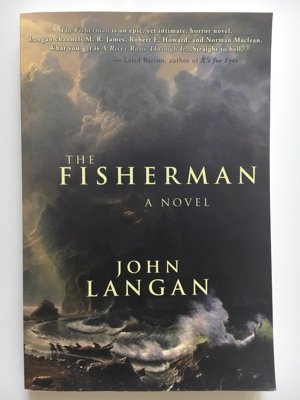 book review the fisherman de visser john langan