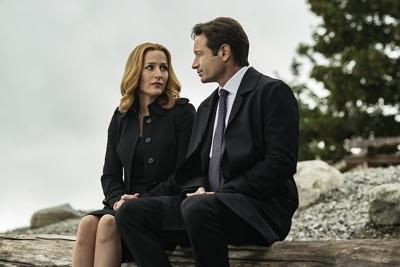 review series the x files season 10