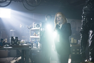 review series the x files season 10