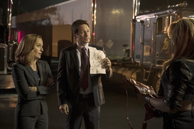 the x files season 10 episode 3 mulder & scully meet the were-monster