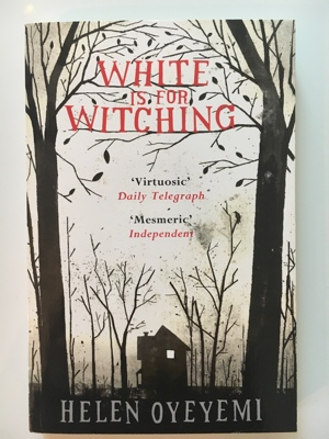 book review white is for witching helen oyeyemi