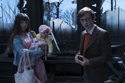 review series a series of unfortunate events season 1