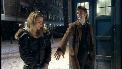 review series doctor who chrsitmas special 2006 the christmas invasion